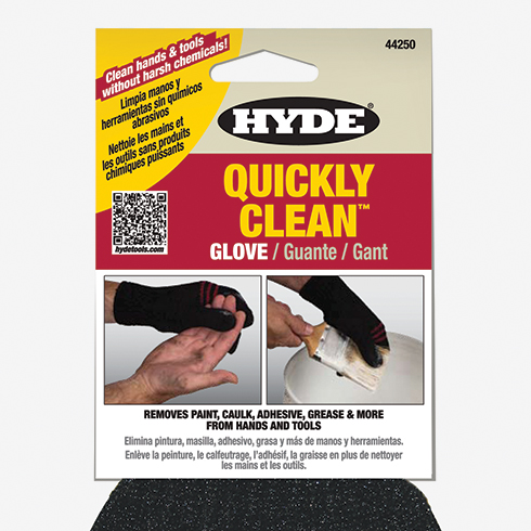 Quickly Clean Glove Hyde